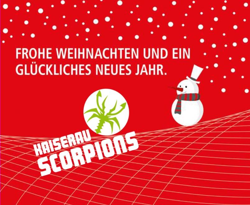 TVG Kaiserau - Weihnachtgruß