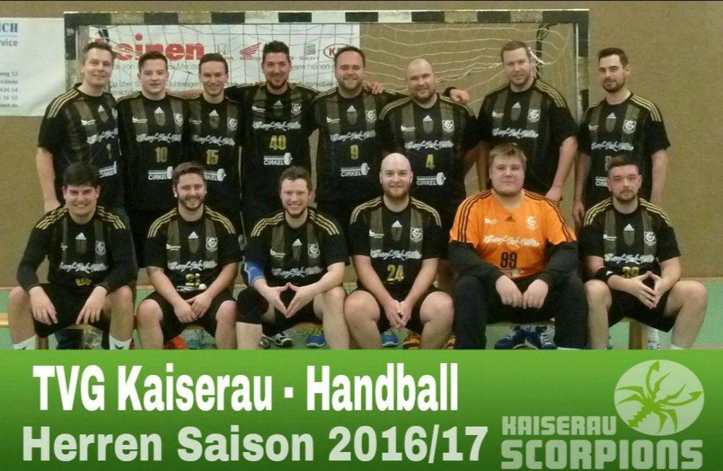 TVG-Herren 2016-17